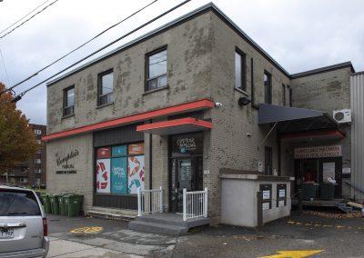 Sujet : PUB Comptoir familial rue BowenCredit Photo : Spectre media, Michelle Boulay